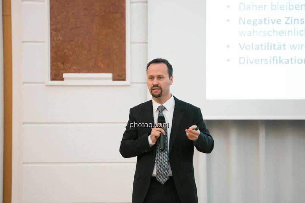 Joe Brunner (Portfolio Invest Anlageberatung), © photaq/Martina Draper (27.04.2015)