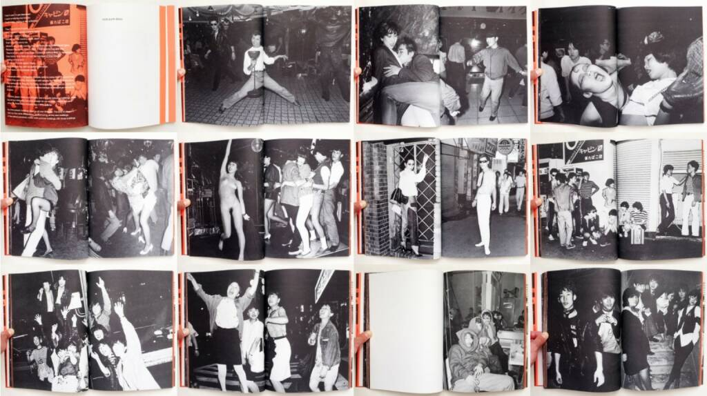 Katsumi Watanabe - Rock Punk Disco (渡辺克巳「Rock Punk Disco」), PPP editions 2014, Beispielseiten, sample spreads - http://josefchladek.com/book/katsumi_watanabe_-_rock_punk_disco_渡辺克巳rock_punk_disco, © (c) josefchladek.com (27.04.2015)