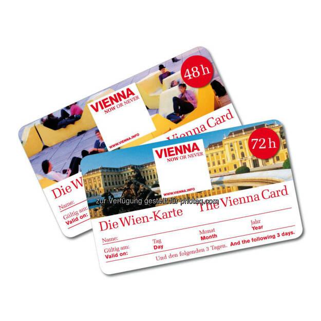 Austrian Airlines ist offizieller Partner der Wien-Karte., © Aussendung (30.04.2015)