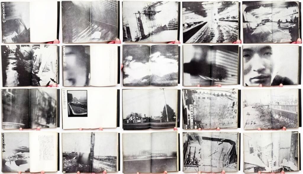 Takuma Nakahira, Daido Moriyama, Yutaka Takanashi, Koji Taki - Provoke 1-5 / 4&5, Tabata Shoten 1970, Beispielseiten, sample spreads - http://josefchladek.com/book/takuma_nakahira_daido_moriyama_yutaka_takanashi_koji_taki_-_provoke_1-5_まずたしからしさの世界をすてろ写真と言語の思想_-_first_throw_out_verisimilitude_thoughts_on_photography_and_language, © (c) josefchladek.com (03.05.2015)