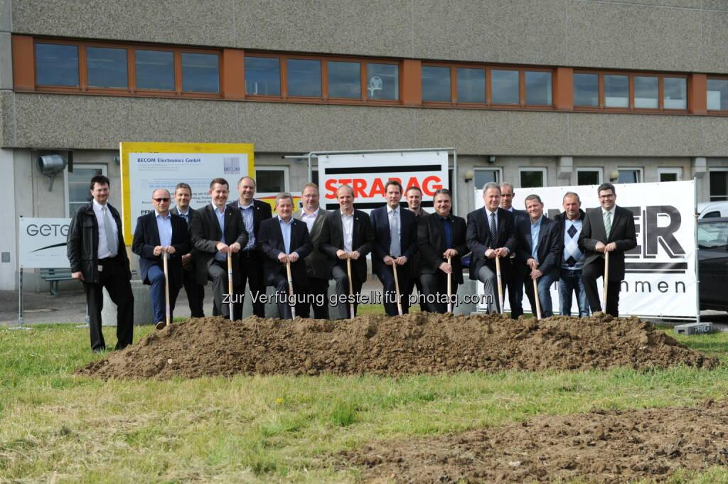 Becom Electronics GmbH erweitert Standort Hochstraß um € 5 Mio., © Aussendung (04.05.2015)