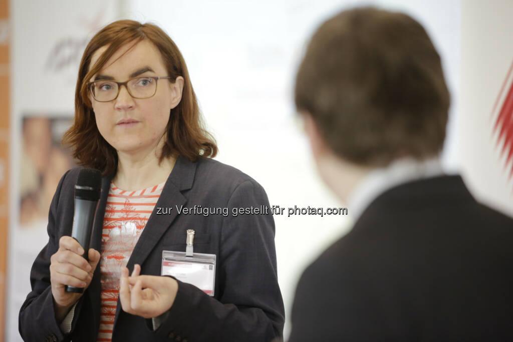 Edith Hofer, Generalsekretariat der Europäischen Kommission: IIR GmbH: Die Energiewirtschaft auf der Suche nach neuen Geschäftsmodellen, © Aussendung (05.05.2015)