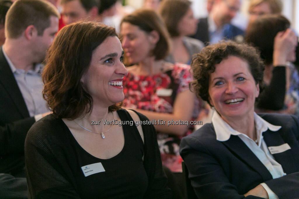 HR Circle, lachen, Vortrag, Seminar, © HR Circle/Martina Draper (05.05.2015)