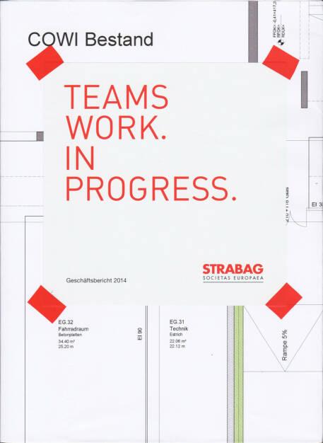 Strabag Geschäftsbericht 2014 - http://boerse-social.com/financebooks/show/strabag_geschaftsbericht_2014 (06.05.2015)