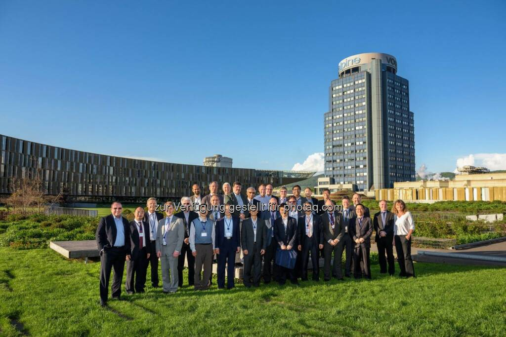 voestalpine: TECO, the World Steel Association's (worldsteel) Technology Committee, met in Linz from April 26 to 29: http://bit.ly/1IfuILZ  Source: http://facebook.com/voestalpine, © Aussender (06.05.2015)