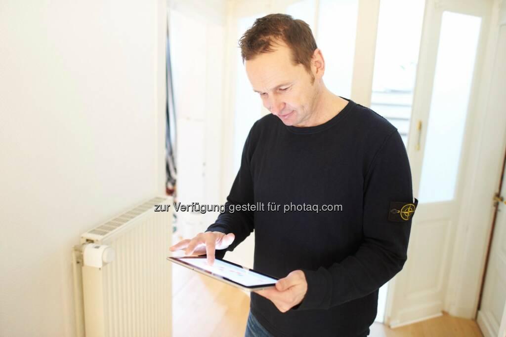RWE - Intelligent vernetzte Haushalte tragen zur effizienteren Nutzung von Energie bei – ohne Verzicht auf Komfort., © Aussendung (07.05.2015)