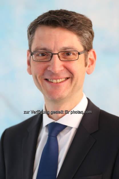 Thomas Karazmann neuer Finanzvorstand bei Vamed, © Aussender (07.05.2015)