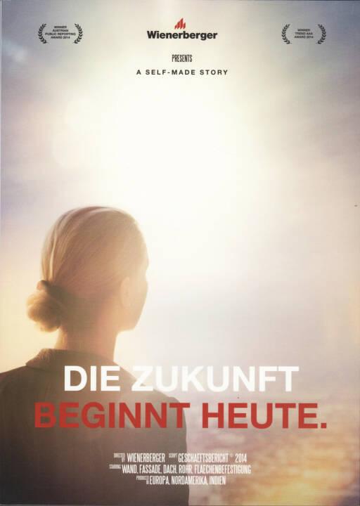 Wienerberger Geschäftsbericht 2014 - http://boerse-social.com/financebooks/show/wienerberger_geschaftsbericht_2014