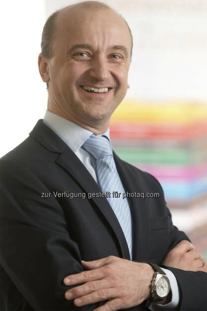 """Wolfgang Stöhr, GF Ritter Sport Österreich -  """"In den drei Jahrzehnten des Bestehens hat sich Ritter Sport Österreich zu einer ganz eigenen Erfolgsgeschichte entwickelt"""" (Foto: Ritter Sport) (26.02.2013)"""