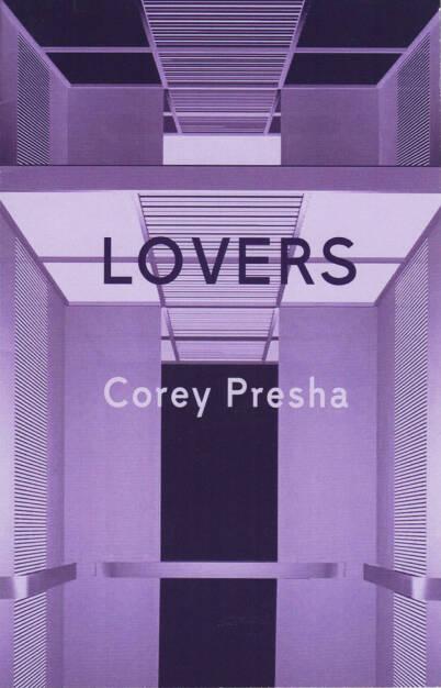 Corey Presha - Lovers, S_U_N_ 2015, Cover - http://josefchladek.com/book/corey_presha_-_lovers, © (c) josefchladek.com (08.05.2015)