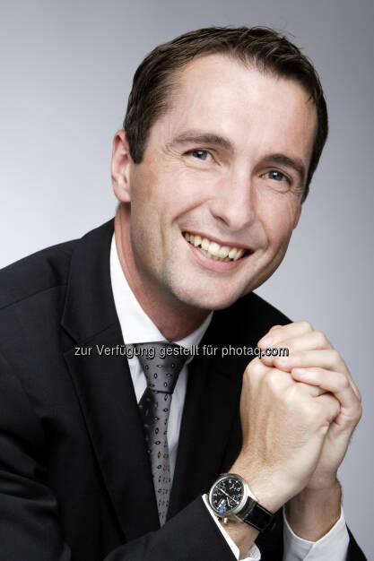 Christoph Nützenadel neuer CEO bei Synpulse Schweiz AG, © Aussender (11.05.2015)
