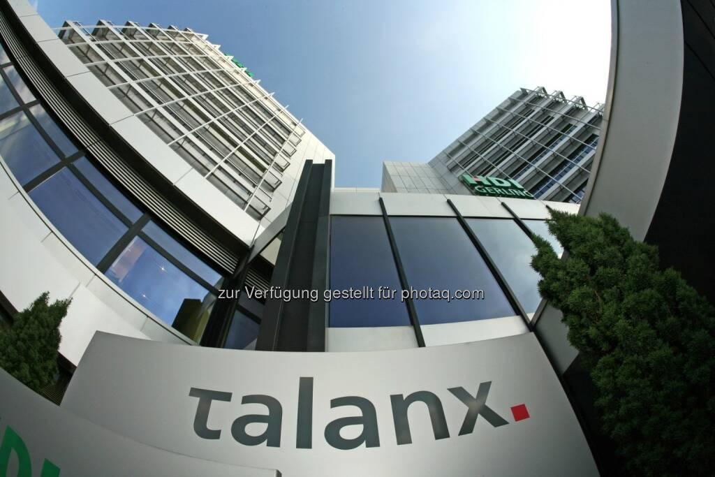 Konzernzentrale der Talanx AG, Riethorst 2, 30659 Hannover (Bild: Talanx, http://mediathek.talanx.de/media/detail/96/category/6/?page=1 ), © Aussender (11.05.2015)