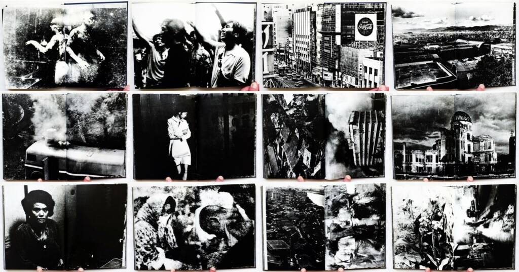 All Japan students photographers association - Hiroshima Hiroshima hirou-ʃimə, Zen-Nihon Gakusei Shashin renmei 1972, Beispielseiten, sample spreads - http://josefchladek.com/book/all_japan_students_photographers_association_-_hiroshima_hiroshima_hirou-ʃimə_ヒロシマ_広_島_hirou-ʃimə, © (c) josefchladek.com (17.05.2015)