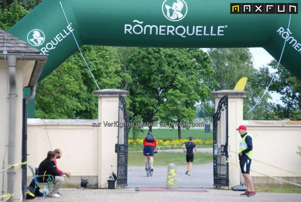 Raiffeisen Schlössermarathon 2015, Römerquelle, © MaxFun Sports (17.05.2015)
