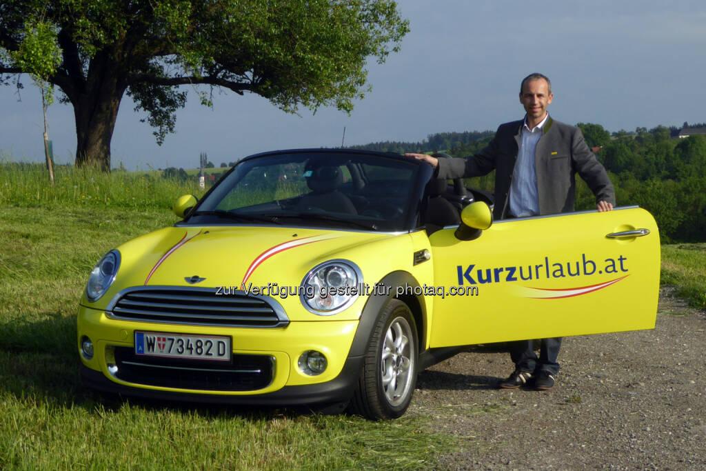 Franz Roitner unterwegs in Österreich: Roitner.net GmbH: Der Chef unterwegs in Österreich, © Aussender (18.05.2015)
