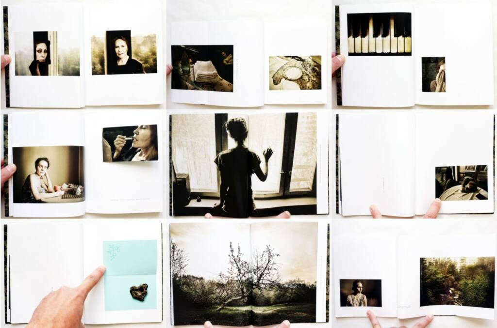 Alla Mirovskaya - Distant and Close (Алла Мировская - Далекие близкие), Self published 2015, Beispielseiten, sample spreads - http://josefchladek.com/book/alla_mirovskaya_-_distant_and_close_алла_мировская_-_далекие_близкие, © (c) josefchladek.com (20.05.2015)
