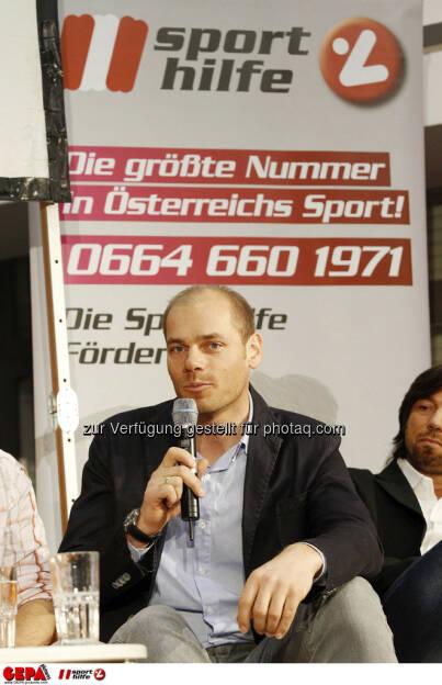 Michael Walchhofer. Foto: GEPA pictures/ Mathias Mandl, © GEPA/Sporthilfe (28.02.2013)