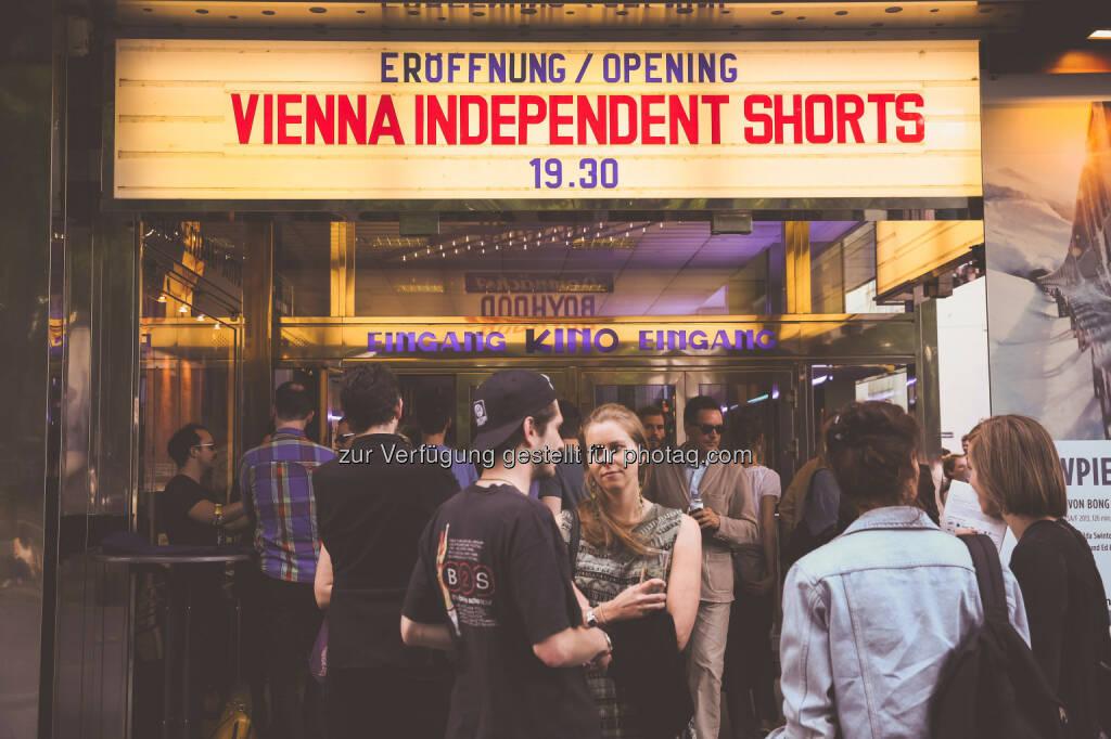 """VIS Vienna Independent Shorts - Internationales Festival für Kurzfilm, Animation und Musikvideo: State of the Art"""": Wiens Kurzfilmfestival VIS startet in fünf Tagen, © Aussendung (21.05.2015)"""