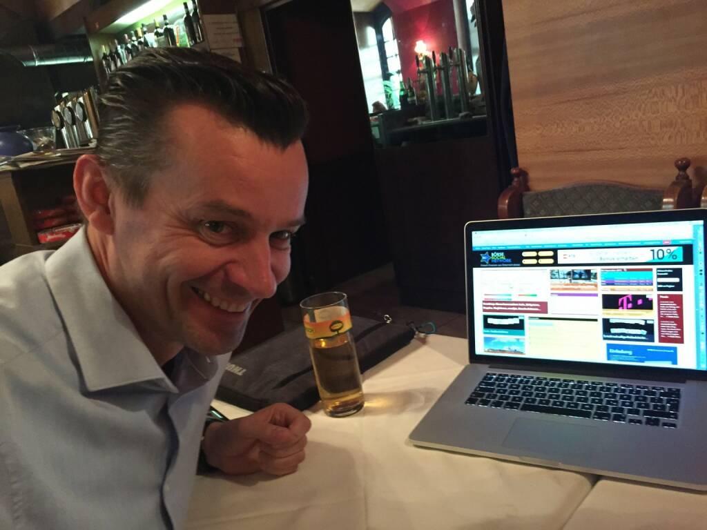 Gerhard Kürner (ex voestalpine, Strobl Kriegner) gibt ein neues BSN-Tool frei (21.05.2015)