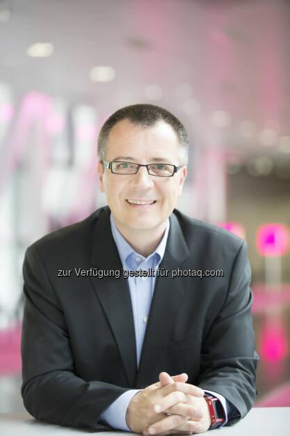 Michael Kickinger neuer Service-Leiter bei T-Mobile, © Aussender (22.05.2015)