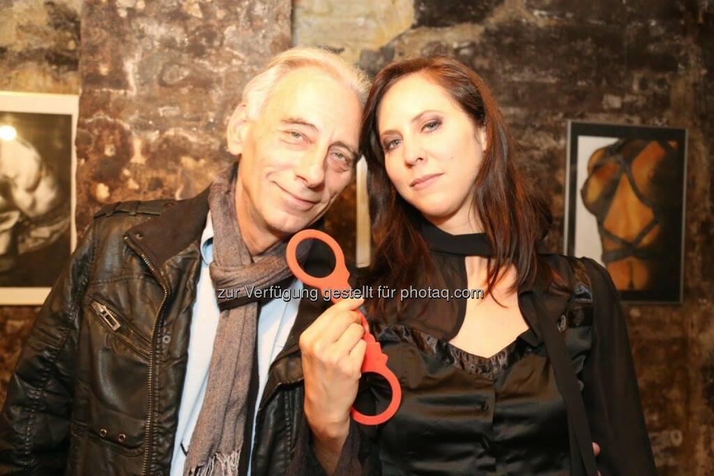 Roland Trnka, Lisa Grüner (Bild: Robert Rieger Photography) (23.05.2015)