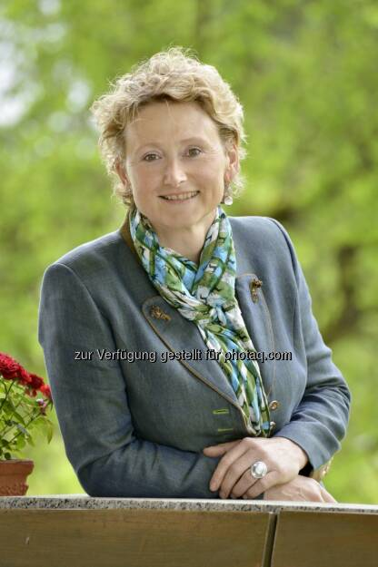 Gerti Grabmann zur neuen Obfrau von Bio Austria gewählt, © Aussender (26.05.2015)