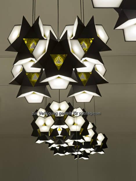 Zeitgenössische Lichtkunst von Zumtobel in der Kunstkammer Wien, Foto: Zumtobel (01.03.2013)