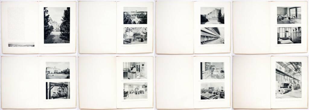 Otto Jarosch - Das Krankenhaus der Stadt Wien, Gewista 1931, Beispielseiten, sample spreads - http://josefchladek.com/book/otto_jarosch_-_das_krankenhaus_der_stadt_wien, © (c) josefchladek.com (27.05.2015)