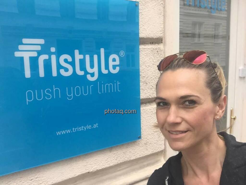Tristyle Selfie Challenge: Evelyn Gold (27.05.2015)