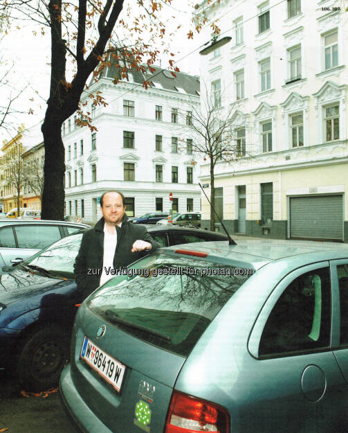 Gründer und Geschäftsführer Robert Reithofer: Ibiola Mobilty Solutions GmbH: Ein Jahr Ibiola Mobility Solutions GmbH – eine erste Erfolgsbilanz, © Aussendung (28.05.2015)