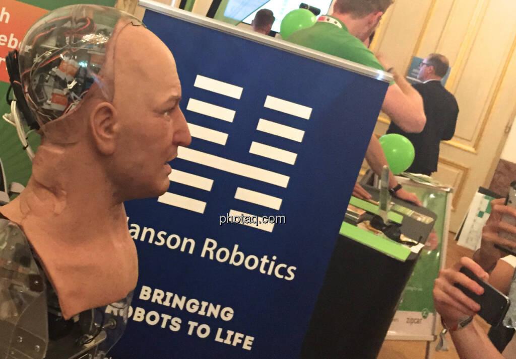 Hanson Robotics (28.05.2015)