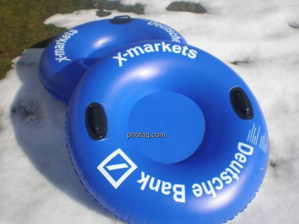 db X-Markets: Reifen im Schnee (03.03.2013)
