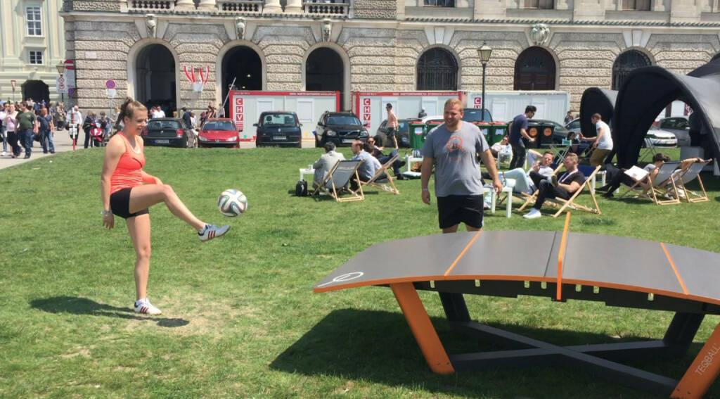 Fussball Sommer Ball (30.05.2015)
