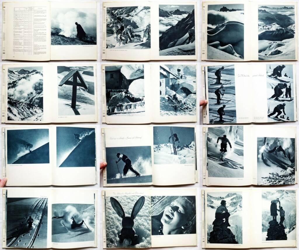 Stefan Kruckenhauser - Du schöner Winter in Tirol, Photokino Verlag / O. Elsner 1937, Beispielseiten, sample spreads - http://josefchladek.com/book/stefan_kruckenhauser_-_du_schoner_winter_in_tirol, © (c) josefchladek.com (30.05.2015)