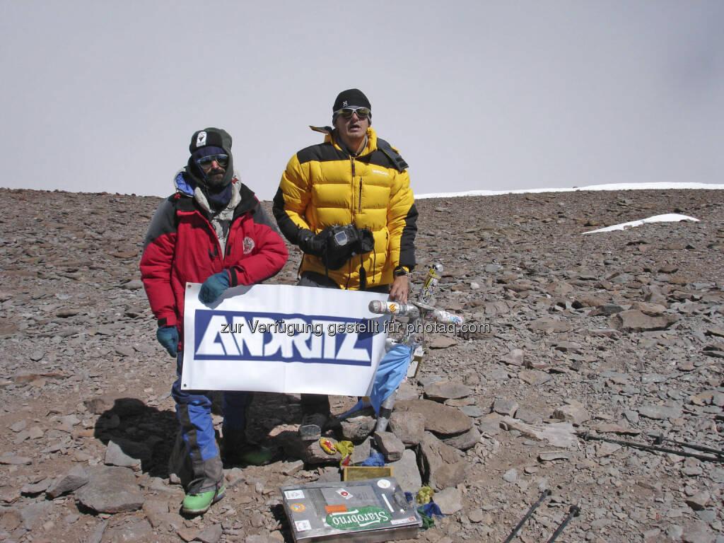 Michael Buchbauer, seit ewig Kommunikationschef von Andritz, ist begeisteter Bergsteiger und Marathonläufer. Die Wörter Bergsteigen und Marathonlaufen passen auch zur Andritz-Aktie - langfristig klar die Nr. 1 an der Wiener Börse                                (03.03.2013)