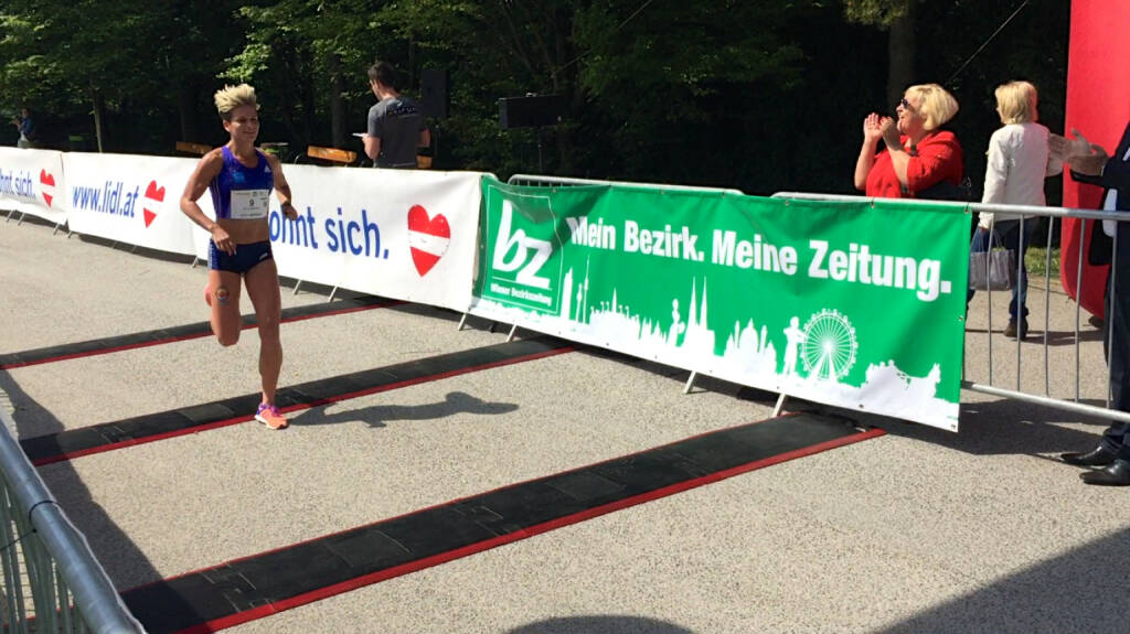 Elisabeth Niedereder Ziel (31.05.2015)