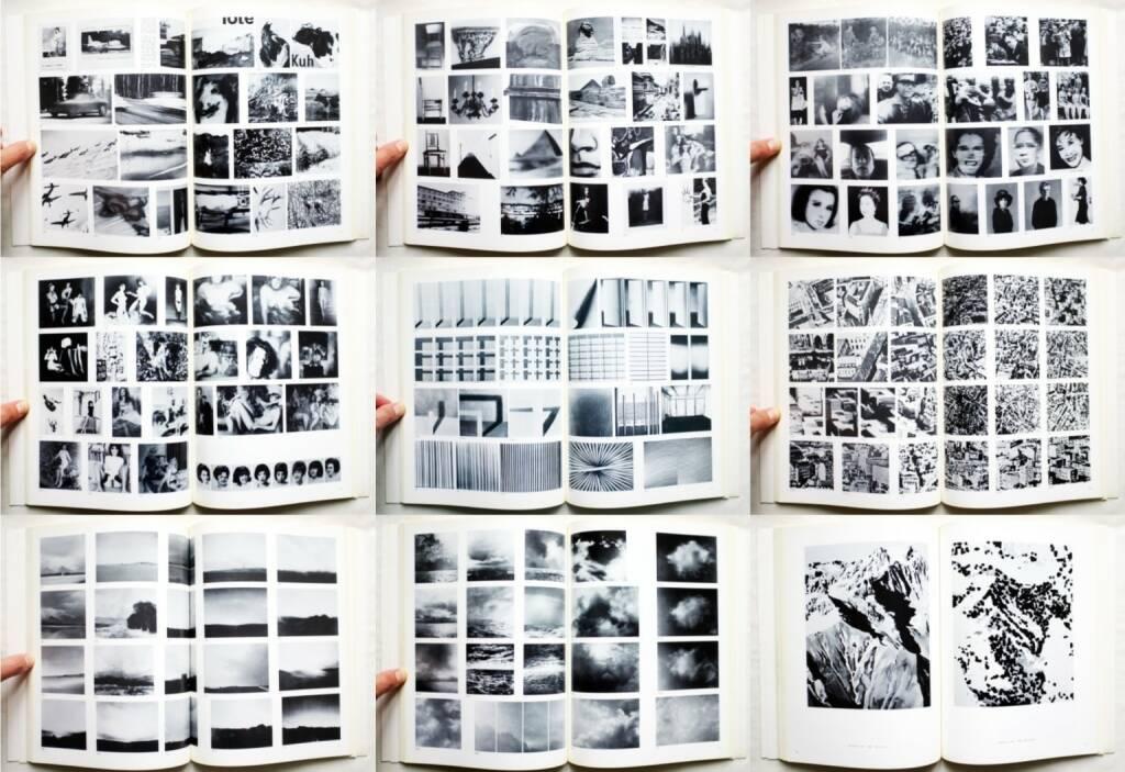 Gerhard Richter - Gerhard Richter, Museum Folkwang 1972, Beispielseiten, sample spreads - http://josefchladek.com/book/gerhard_richter_-_gerhard_richter, © (c) josefchladek.com (05.06.2015)