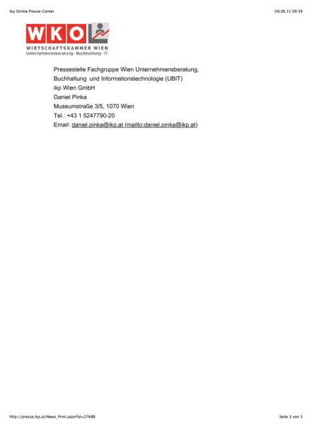 Martin Puaschitz neuer Obmann der Fachgruppe UBIT Wien, Seite 3/3, komplettes Dokument unter http://boerse-social.com/static/uploads/file_97_ubit-wien-chef.pdf (09.06.2015)
