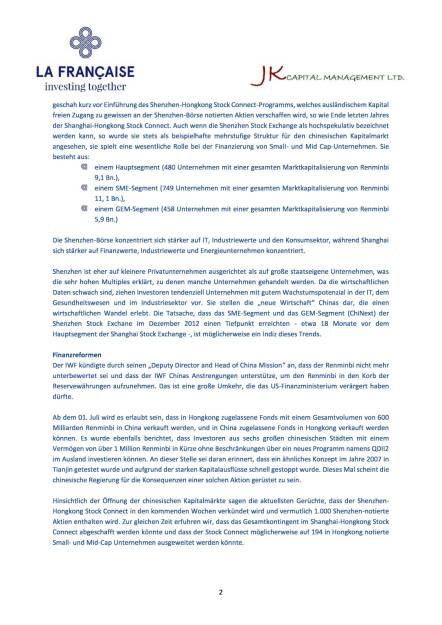 JK: Chinas Zentralregierung setzt mit Höchstgeschwindigkeit Reformen um, während Südostasien schwächelt, Seite 2/5, komplettes Dokument unter http://boerse-social.com/static/uploads/file_109_jk.pdf (10.06.2015)
