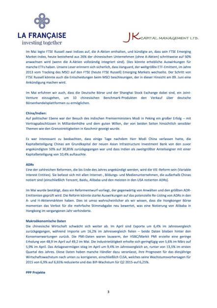 JK: Chinas Zentralregierung setzt mit Höchstgeschwindigkeit Reformen um, während Südostasien schwächelt, Seite 3/5, komplettes Dokument unter http://boerse-social.com/static/uploads/file_109_jk.pdf (10.06.2015)