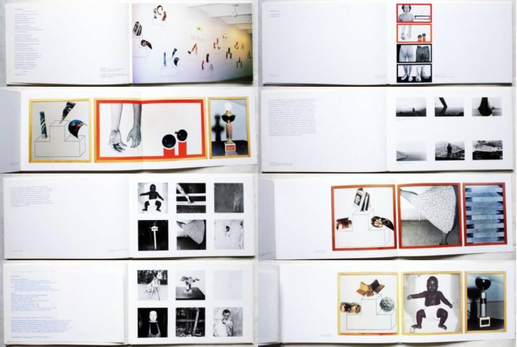 Manfred Willmann - Die Sieger - Arbeiten 1971 - 1989, Akademische Druck- u. Verlagsanstalt 1990, Beispielseiten, sample spreads - http://josefchladek.com/book/manfred_willmann_-_die_sieger_-_arbeiten_1971_-_1989, © (c) josefchladek.com (10.06.2015)
