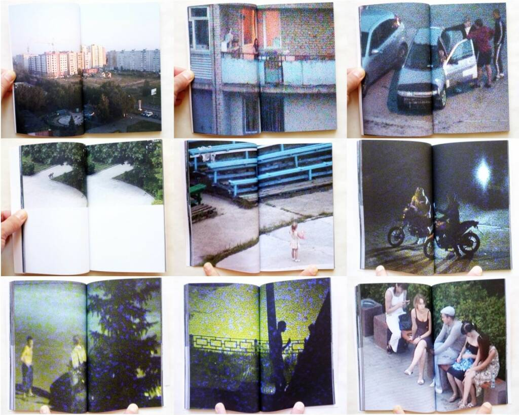 Pascal Anders - Podmoskovye, Self published 2015, Beispielseiten, sample spreads - http://josefchladek.com/book/pascal_anders_-_podmoskovye, © (c) josefchladek.com (11.06.2015)