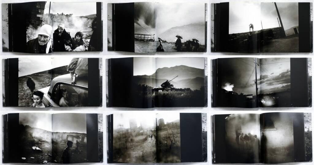Paolo Pellegrin - Kosovo 1999-2000, Trolley 2002, Beispielseiten, sample spreads - http://josefchladek.com/book/paolo_pellegrin_-_kosovo_1999-2000, © (c) josefchladek.com (12.06.2015)