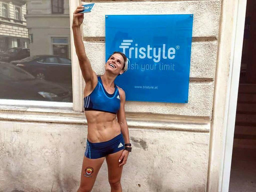 Elisabeth Niedereder (Tristyle Runplugged Runners): Believe in your Selfie (13.06.2015)
