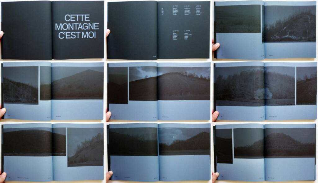 Witho Worms - Cette Montagne C'est Moi, Fw: Books 2012, Beispielseiten, sample spreads - http://josefchladek.com/book/wihto_worms_-_cette_montagne_cest_moi, © (c) josefchladek.com (14.06.2015)