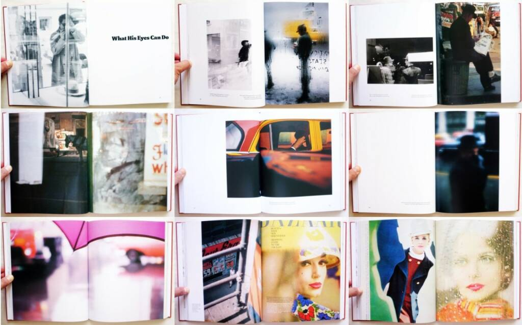 Saul Leiter - Retrospektive, Kehrer Verlag 2012, Beispielseiten, sample spreads - http://josefchladek.com/book/saul_leiter_-_retrospektive, © (c) josefchladek.com (16.06.2015)