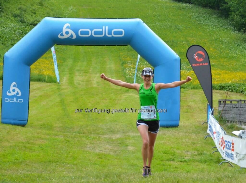 Veronika Limberger Yes, © ESPA-Ötscher-Ultra-Marathon 2015 (16.06.2015)
