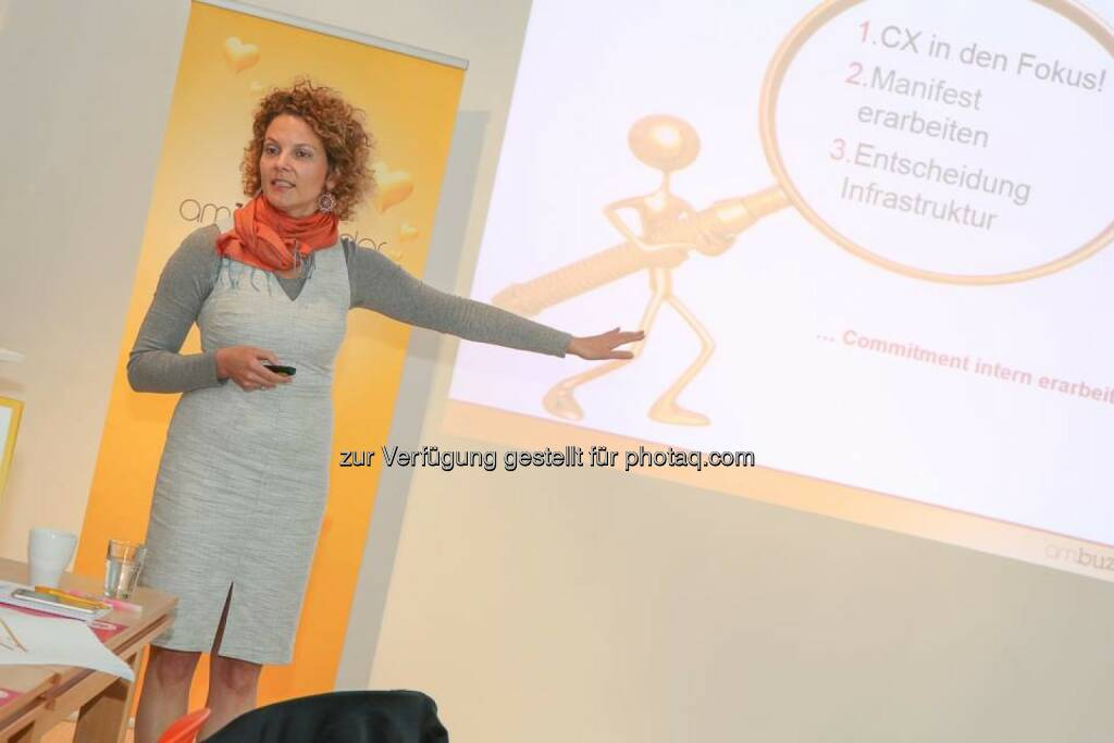 Sabine Hoffmann Fokus Lupe, © Aussender (19.06.2015)