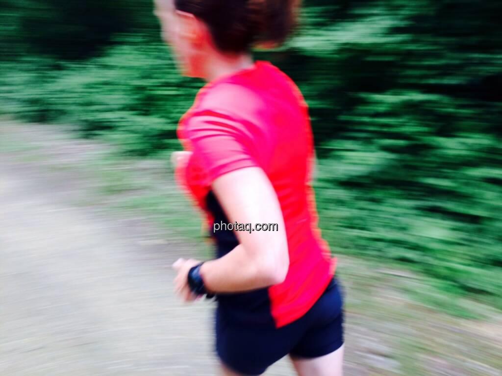 laufen, vorbeilaufen, © Martina Draper (21.06.2015)