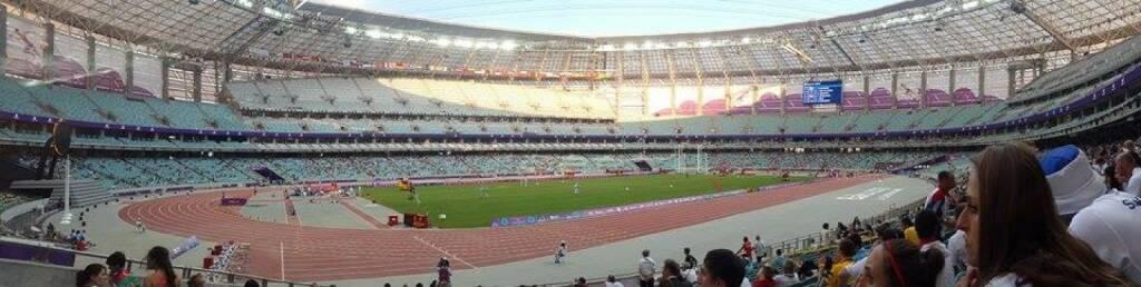 Baku Stadion (23.06.2015)